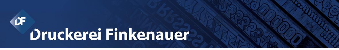 Druckerei Finkenauer